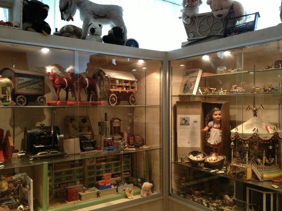 Rudesheim Toy Museum: Toy Museum