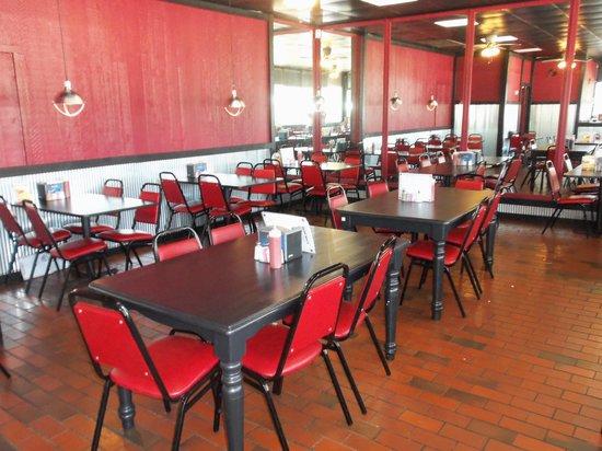 Bulldog Drive-in: Bulldog Diner in Wagoner, OK