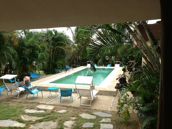 Hotel Casa de Campo Pedasi: The swimming pool