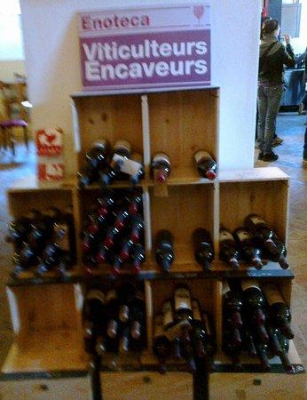 Banca del Vino: Vini della Val d'Aosta