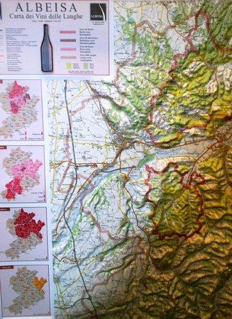 Banca del Vino: Zona del Albeisa