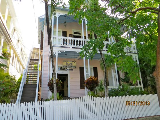 Key West Bed and Breakfast: Front of Bed and Breakfast