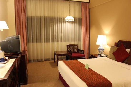 Grand Pacific Hotel: My room