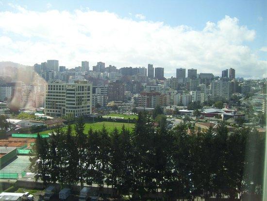 JW Marriott Hotel Quito: view