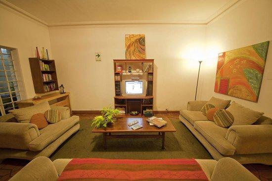 Pucllana Lodge : Salón de recepción