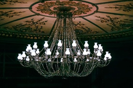 The Old Vic: The Chandelier