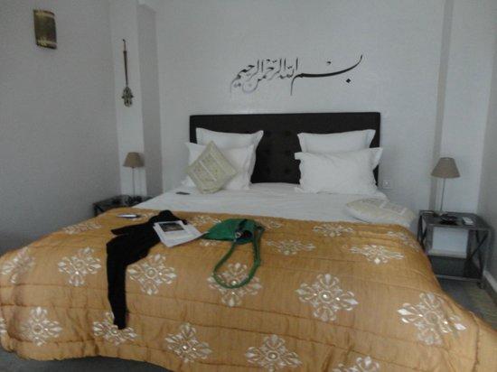 Riad Shanima & Spa: Suite Palmier magnifique