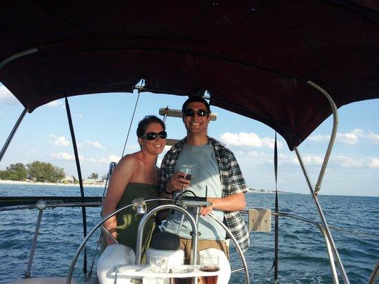 Anna Maria Sailing Adventures: Sailing_20130525_1830