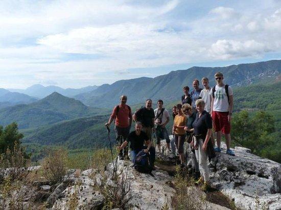 Wandergebiet Beycik Alm / Beycik-Alp hikes