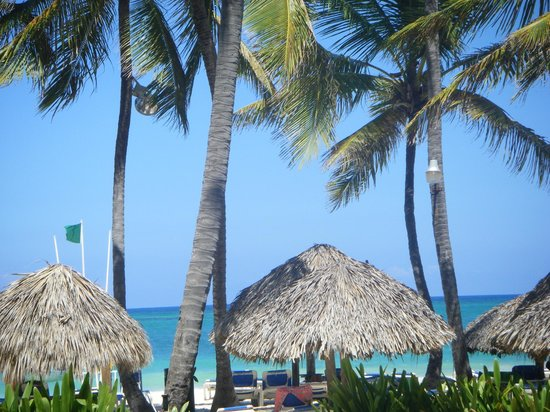 Caribe Club Princess Beach Resort & Spa: Excellent sea view