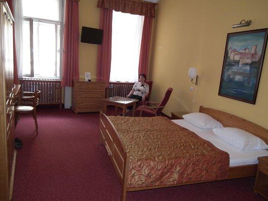 Cloister Inn Hotel: Zimmer