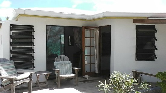 Pigeon Cay Beach Club: our cottage