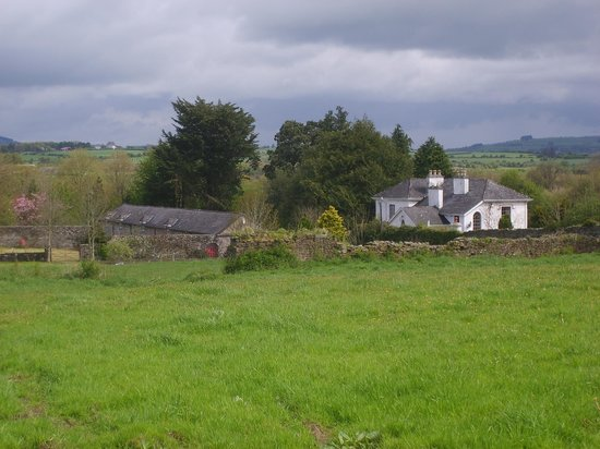 Darragh Cottages: the site