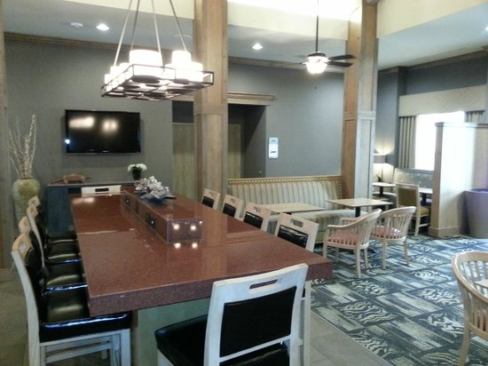 Homewood Suites by Hilton Austin / Round Rock: Lobby