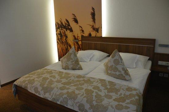 Hotel-Restaurant Bullerdieck: Quality bed