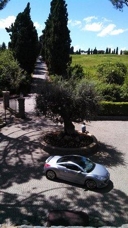 Castello della Castelluccia: View from our room
