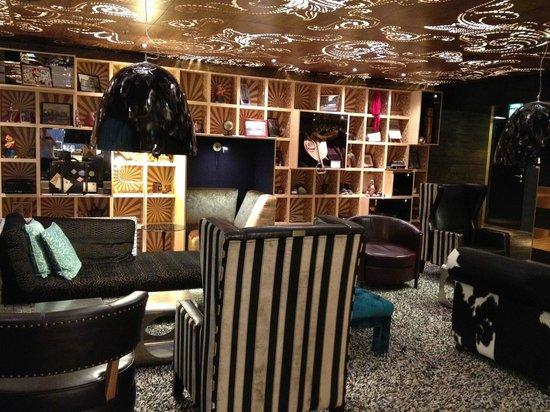 Scandic Paasi: Lounge