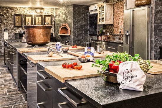 Casa Gregorio: New Gourmet Kitchen