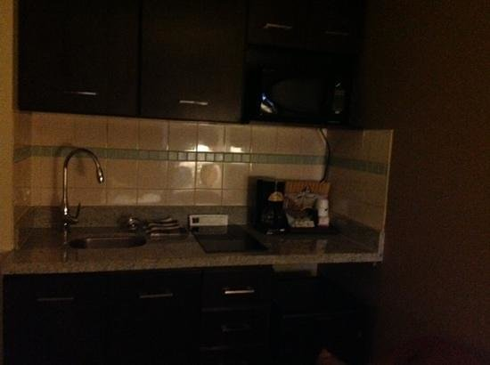 Travelodge Chilliwack: Kitchenette