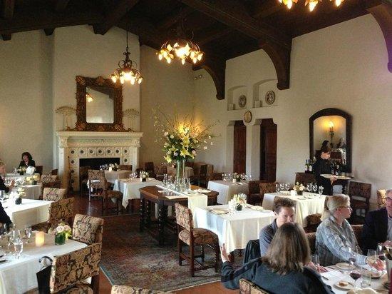 Julia's at the Berkeley City Club: Julia's Historic and Elegant