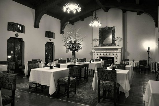 Julia's at the Berkeley City Club : Historic room that should NOT be missed!