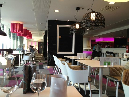 Scandic Tampere Station: Restaurant