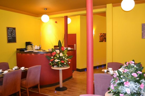 Chinese Restaurant In Edinburgh Town Centre