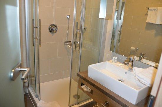 Landgasthof Euler: standard bathroom
