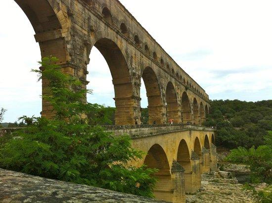 Manoir des Sources : Pont du Gare