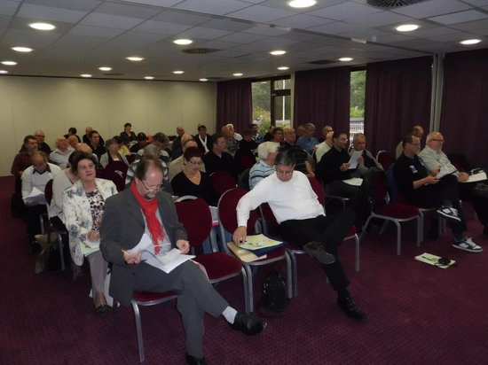 Appart'City Confort Grenoble Alpexpo : salle de l'assemblée
