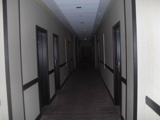 ALFAVITO Hotel Kyiv: коридор отеля