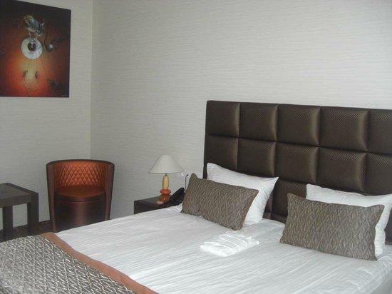 ALFAVITO Hotel Kyiv: спальная зона