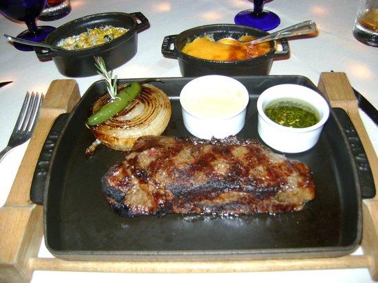Casitas: my new york steak