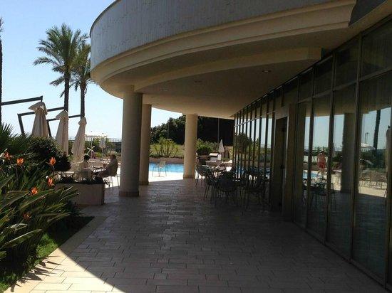 THotel Lamezia: ingresso e piscina