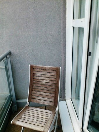 Le Saint-Sulpice: Balcony Chair