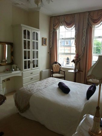 Blarney Stone Guesthouse: double room on offer