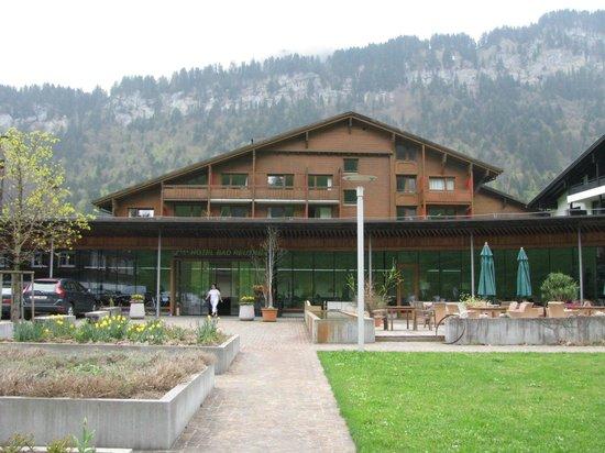Eingang Bad Reuthe Bild Von Gesundhotel Bad Reuthe Reuthe