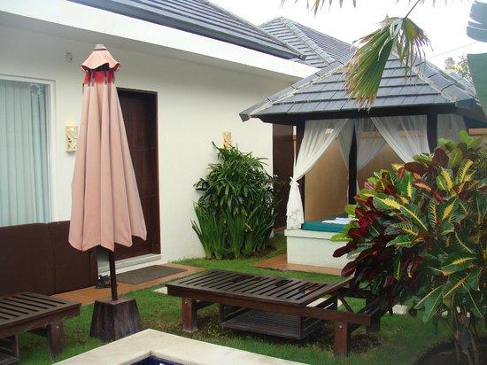 Bali Yubi Villa : villa ambience
