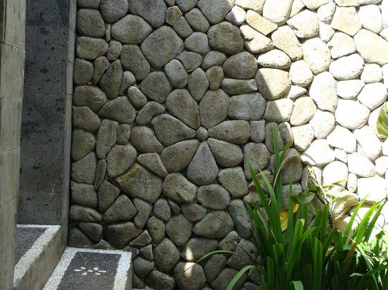 Bali Yubi Villa : the bali flower