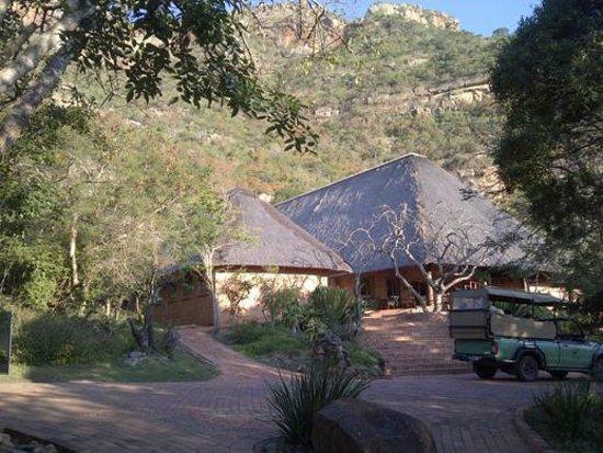 Ntshondwe Lodge: Conference centre