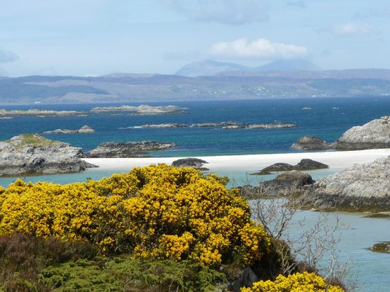 Arisaig, UK: Can you believe this is Scotland?