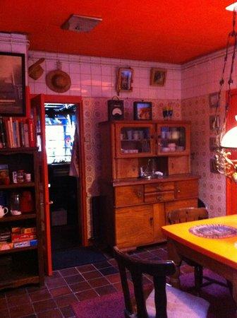 Het Huis van de Wadden: kitchen open to guests