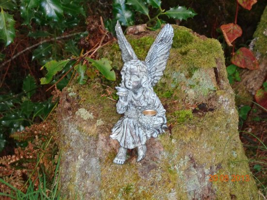 Tigh Na Bruach: Fairy kisses