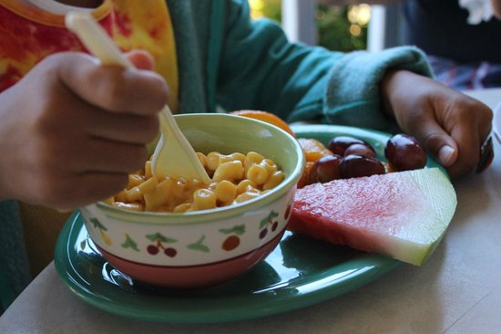 Kojay's Eatery & Coffeehouse: Kids mac and cheese