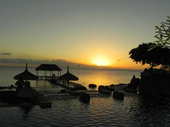 The Oberoi, Mauritius: Sunset Beach 2