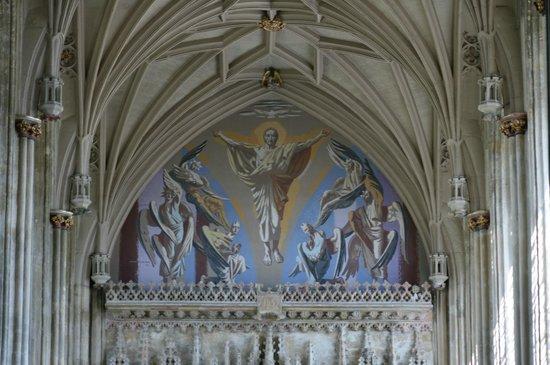Christchurch Priory Church: The Mosaic