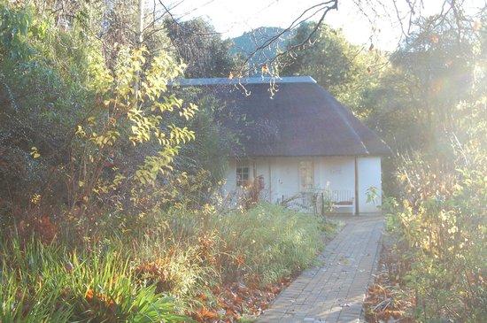 Arminel Hogsback Village: The room I stayed in