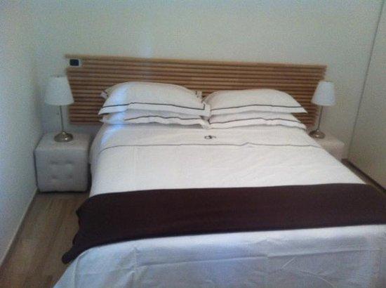 Dalmati House : letto della stanza