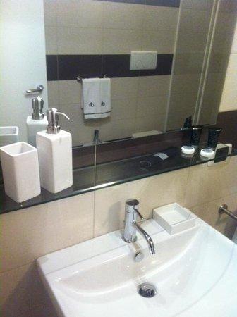 Dalmati House : bagno in camera