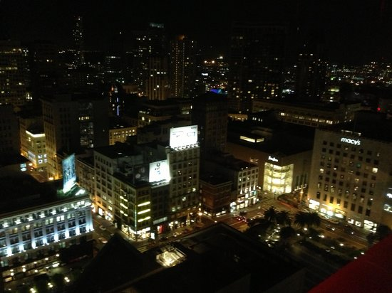 The Starlight Room: View from..